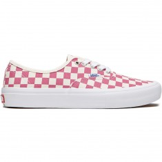 Vans Original Authentic Shoes - Checkerboard Fuchsia