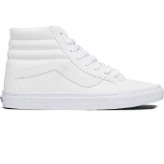 Vans SK8-Hi Reissue Shoes - Classic Tumble/True White