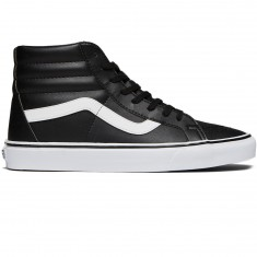 Vans SK8-Hi Reissue Shoes - Classic Tumble Black/True White