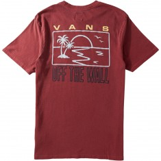 Vans Sky Eye Pocket T-Shirt - Chili Pepper