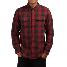 Vans Wisner Shirt - Chili Pepper