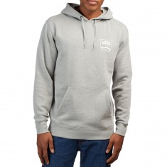 Vans Side Striped II Ph Hoodie - Cement Heather