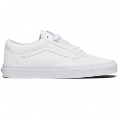 Vans Old Skool Shoes - Classic Tumble True White