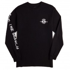 Vans Dakota Longsleeve T-Shirt - Black