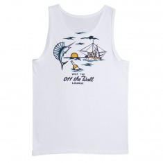 Vans OTW Lounge Tank Top - White