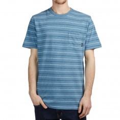 Vans Strikemont III Shirt - Copen Blue Heather