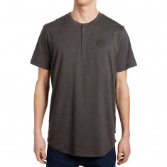Vans Hitson II Shirt - Charcoal Heather