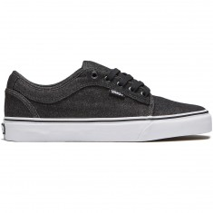 Vans Chukka Low Shoes - Denim Black/Black