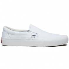 Vans Slip-On Pro Andrew Allen Shoes - White