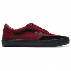 Vans Gilbert Crockett Pro 2 Shoes - Cabernet/Black