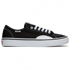 Vans AV Classic Pro Shoes - Black/White/White