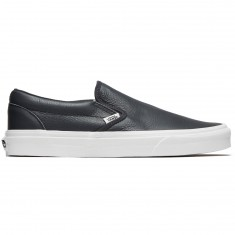 Vans Classic Slip-On Shoes - Asphalt/Blanc de Blanc