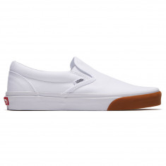 Vans Classic Slip-On Shoes - True White/True White