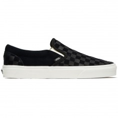 Vans Classic Slip-On Shoes - Black/Marshmallow