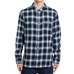 Vans Beachwood Shirt - Black/Delft