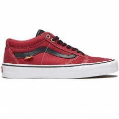 Vans TNT SG Shoes - Tibetan Red