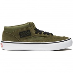 Vans Half Cab Pro Shoes - Winter Moss
