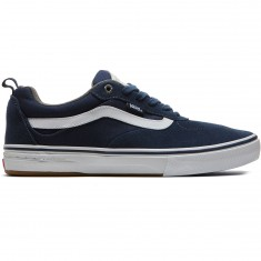 Vans Kyle Walker Pro Shoes - Navy/White