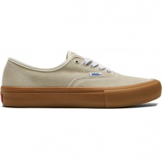 Vans Authentic Pro Shoes - Classic White/Light Gum