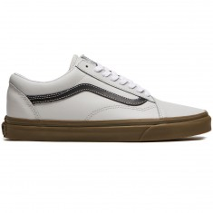 Vans Old Skool Shoes - Grey/Black/Gum