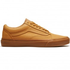 Vans Old Skool Shoes - Vansbuck Light Gum/Mono