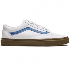 Vans Old Skool Shoes - True White/Delft/Gum