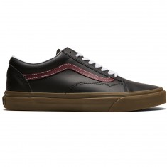 Vans Old Skool Shoes - Bleacher Port Royale/Gum