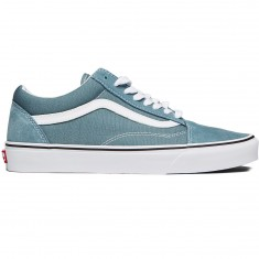 Vans Old Skool Shoes - Goblin Blue/True White