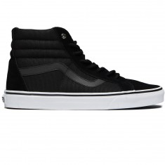Vans SK8-Hi Reissue Shoes - Reflective Black