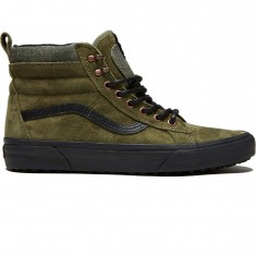 Vans Sk8-Hi MTE Shoes - Pat Moore/Grape Leaf