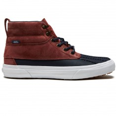 Vans SK8-Hi Del Pato MTE Shoes - Sable/Parisian Night