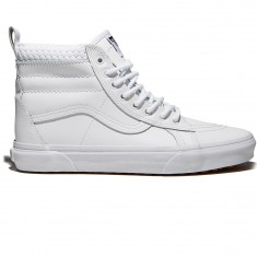 Vans Sk8-Hi MTE Shoes - True White/Mono