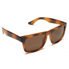 Vans Squared Off Sunglasses - Brown Tortoise