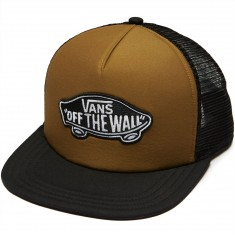 Vans Classic Patch Trucker Hat - Tapenade