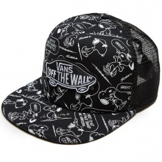 Vans Classic Patch Trucker Plus Hat - Snoopy (Peanuts)