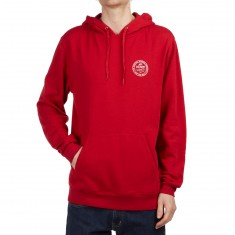Vans Established 66 Hoodie - Chili Pepper