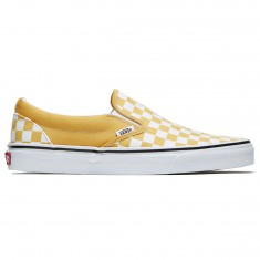 Vans Classic Slip-On Shoes - Ochre/True White