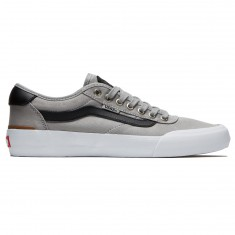 Vans Chima Pro 2 Shoes - Drizzle/Black/White