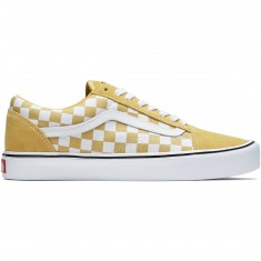 Vans Old Skool Lite Shoes - Ochre/True White