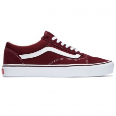Vans Old Skool Lite Shoes - Port Royale/True White