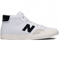 New Balance Numeric Pro Court 213 Shoes - White/Black