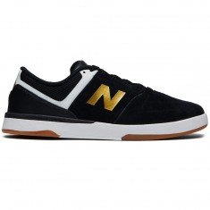 New Balance Numeric 533 V2 Shoes - Black/Gold