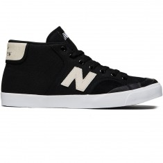 New Balance Numeric Pro Court 213 Shoes - Black/White