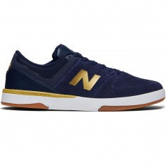 New Balance Numeric 533 V2 Shoes - Navy/Gold