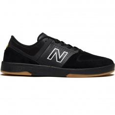 New Balance Numeric 533 V2 Shoes - Black/Black