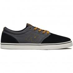 New Balance Numeric 345 X Ben Horton Shoes - Black/Grey