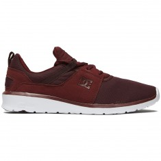 DC Heathrow Shoes - Burgundy