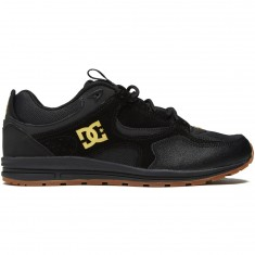 DC Kalis Lite Shoes - Black/Gold