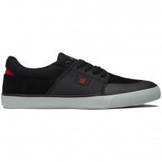 DC Wes Kremer Shoes - Black/Grey/Red