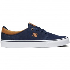 DC Trase S Shoes - Navy/White